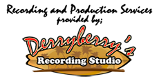 Productions Services at Derryberry's Recording Studio LTD.